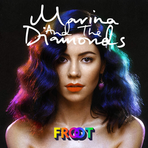 Marina and the Diamonds - Froot album art